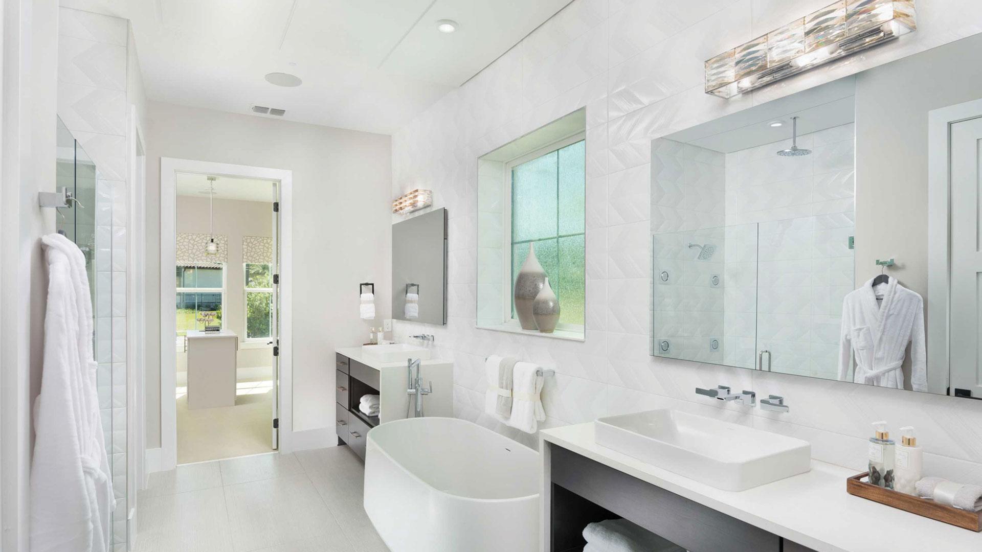 10 Bathroom Lighting Ideas to Brighten Your Space - Galleria Lighting